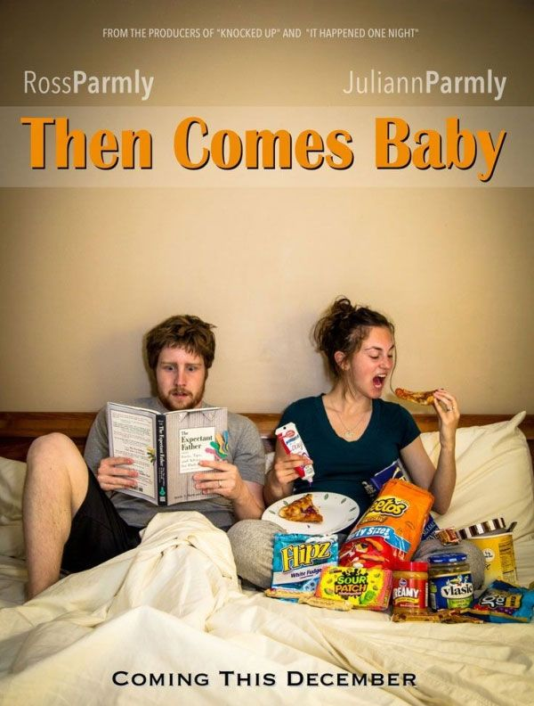 71b7acbe642f3 23 Couples Who Found The BEST Way To Announce They Are Having A Baby |  Playbuzz