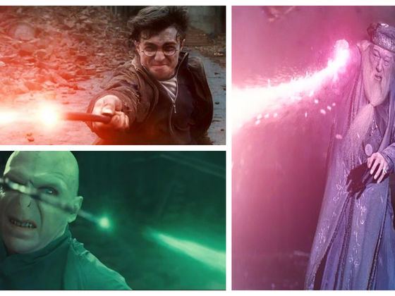 Answer Just Three Questions And We'll Reveal Your Wand-Dueling Color