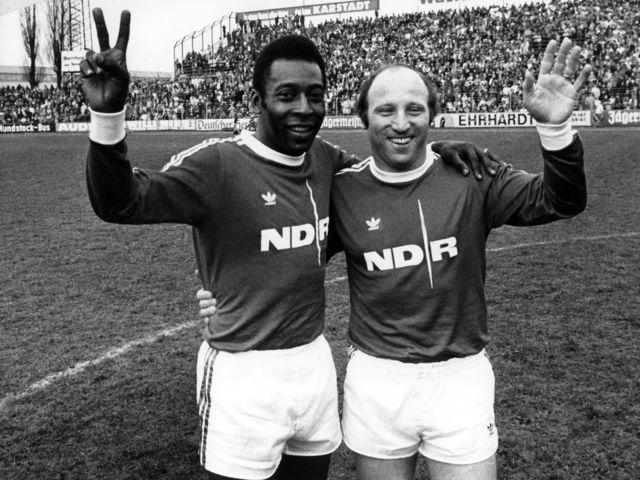 Zwölf Fakten über Das Geburtstagskind Uwe Seeler Playbuzz