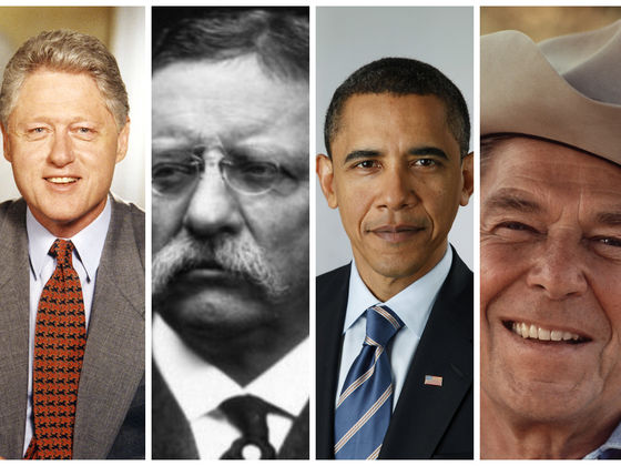 Which American President Would Make Your Perfect Husband?
