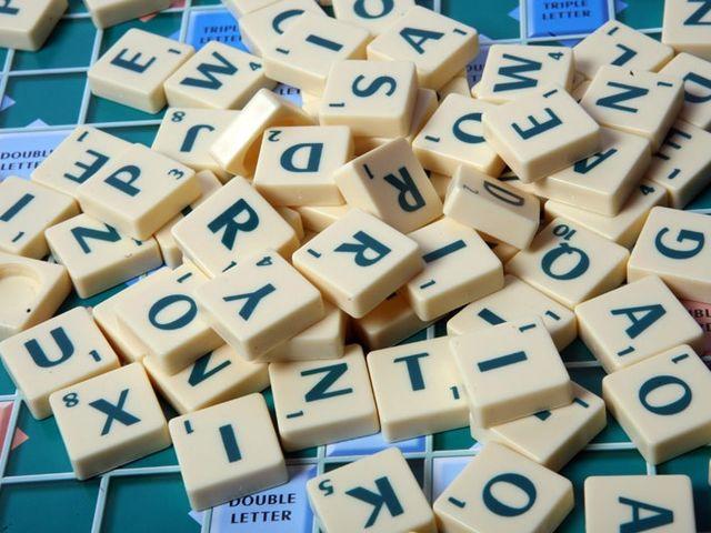 Pogo  Scrabble
