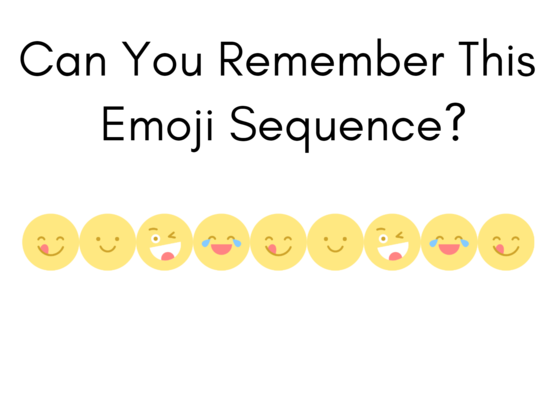 This Emoji Memory Test Will Reveal Your Social IQ!