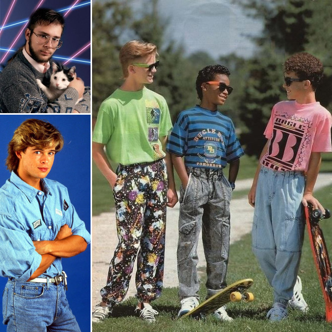 Trend Test Can You Tell 80s Fashion From 90s Fashion