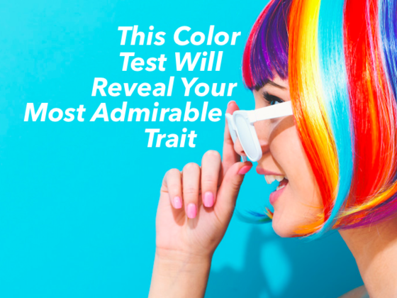 This Color Test Will Reveal Your Most Admirable Personality Trait