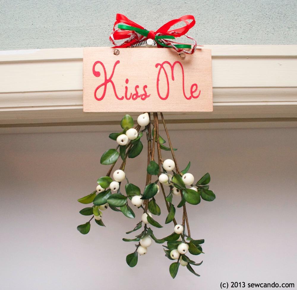 Image result for mistletoe kiss