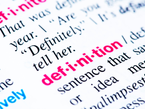 Which Dictionary Definition Sums You Up Perfectly?