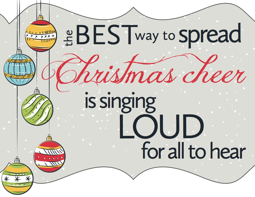 Do You Remember The Lyrics To These 23 Classic Christmas Songs?