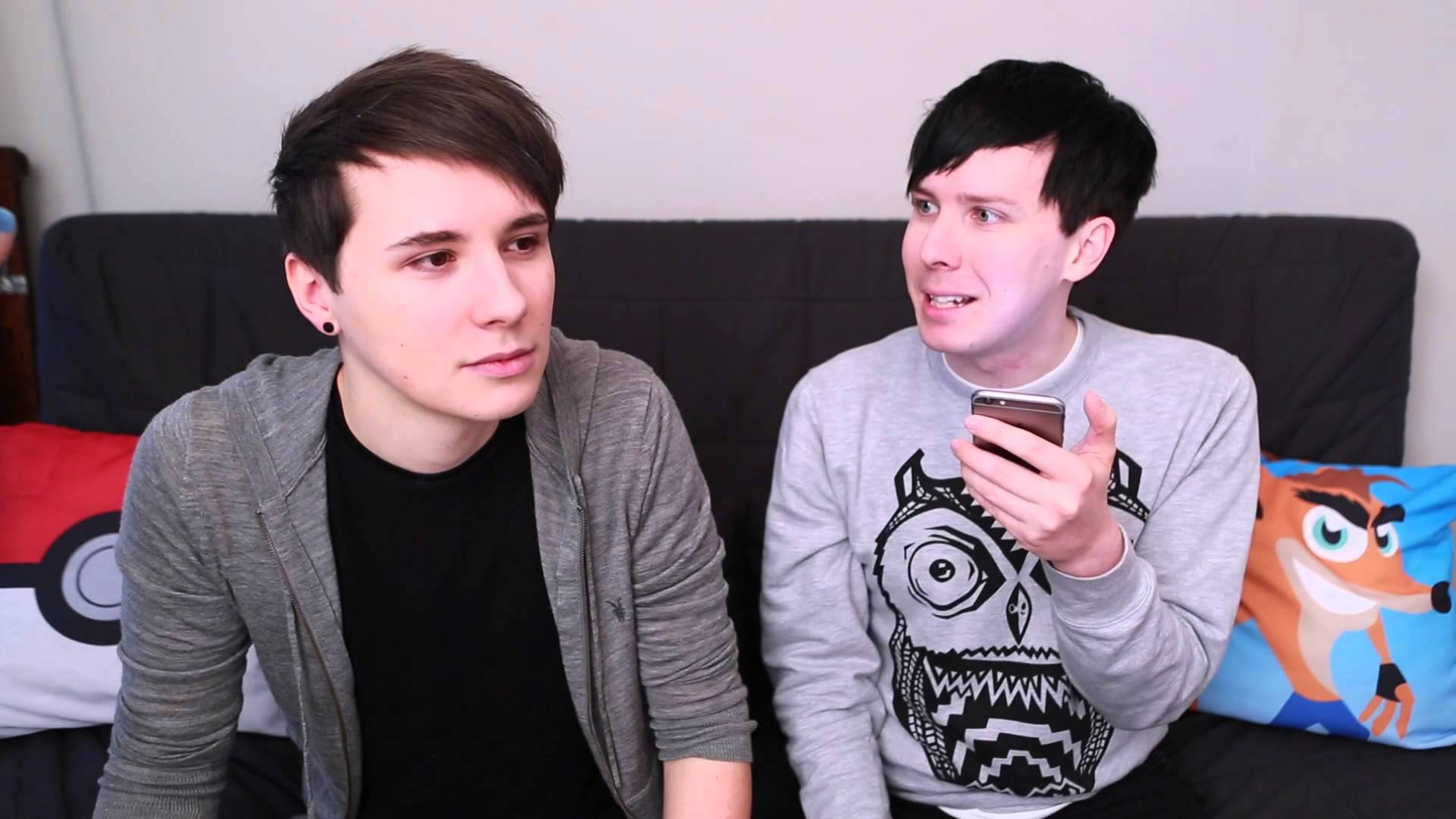 Are You More Like Dan Or Phil
