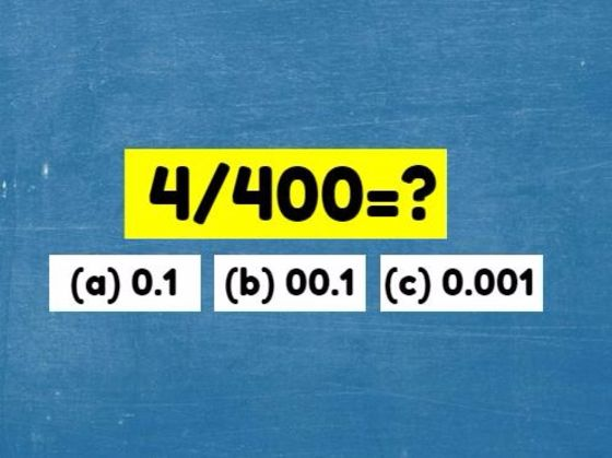 We Gave This 10-Question IQ-Drill To 50 People And Nobody Passed