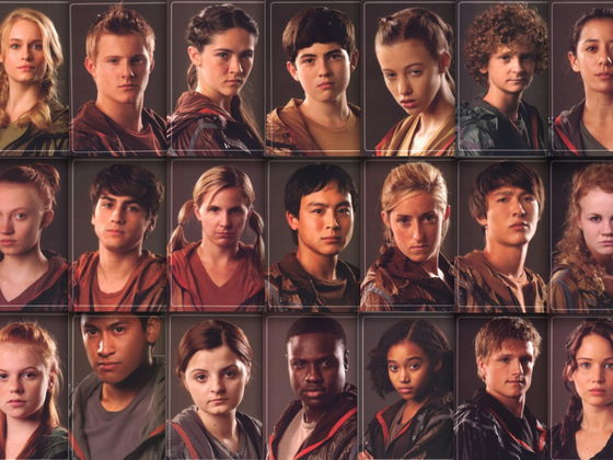 Which Hunger Games Career Tribute are you? (74th Hunger