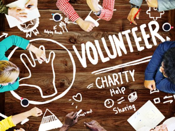 "volunteers the cornerstone of every nonprofit Five 'baby steps' to ramp up your nonprofit's employee & volunteer training in 2014 every employee and volunteer follows a ""learning journey."