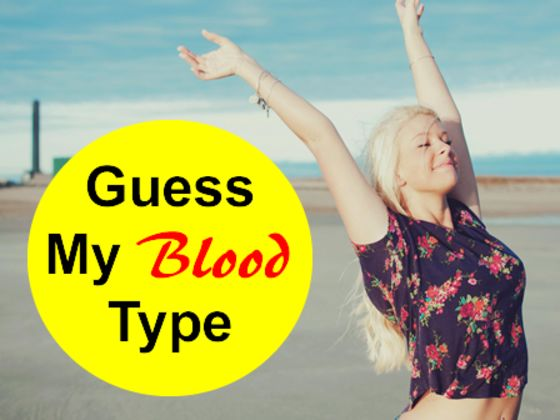 Can We Guess Your Blood Type?