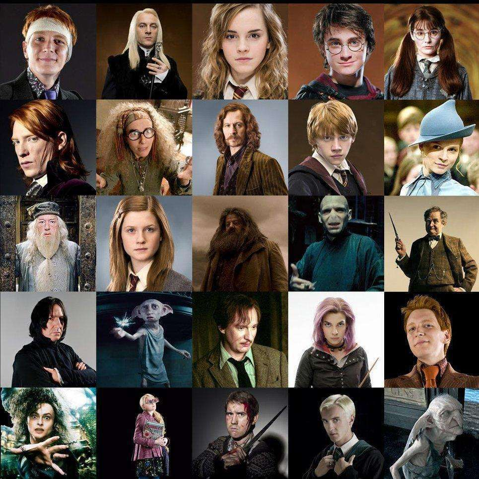 can you match the quote to the harry potter character playbuzz