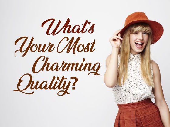 What Is Your Most Charming Quality?