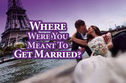Where In The World Were You Meant To Get Married?