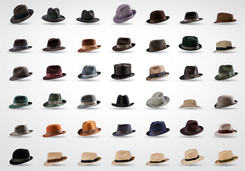How Many Hats Can You Identify By Name   af0d1585f94