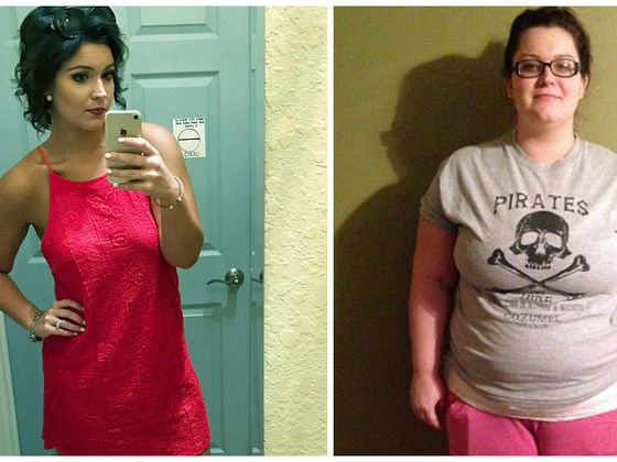 This Woman Used Instagram To Help Her Lose Weight And You Won't Believe Her Results!