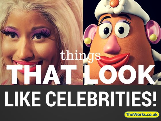What Celebrity Do You Look Like?
