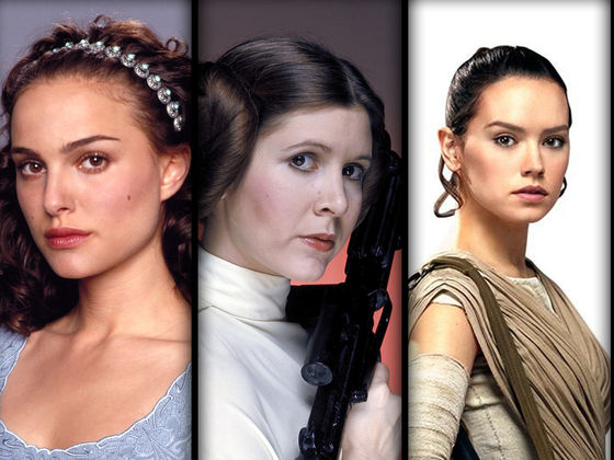 step by step hair style are you padme leia or playbuzz 7440