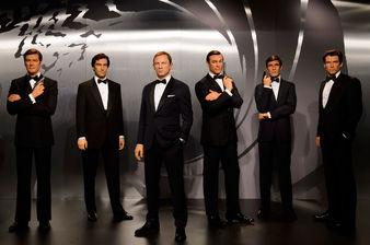 Which James Bond Said That Line?